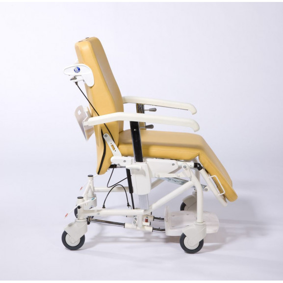 Кресло-коляска многофункциональная на колесах Vermeiren Alesia - фото №3