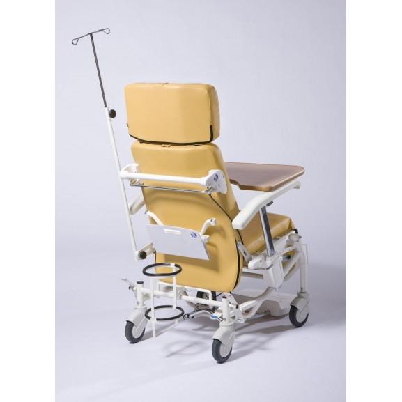 Кресло-коляска многофункциональная на колесах Vermeiren Alesia - фото №4