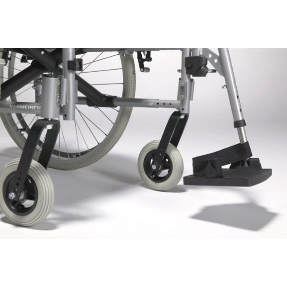 Кресло-коляска инвалидное механическое Vermeiren Eclips X4 - фото №1
