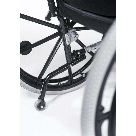Кресло-коляска инвалидное механическое Vermeiren Eclips X4 - фото №3