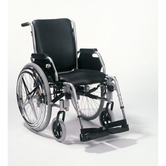 Кресло-коляска инвалидное механическое Vermeiren Eclips X4 - фото №2