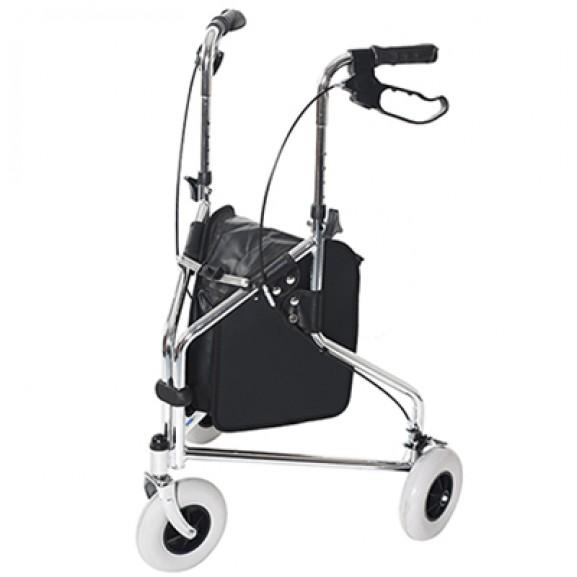 Ходунок на колесах с сумкой Симс-2 Rolltrio - фото №1