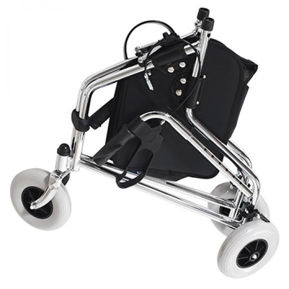 Ходунок на колесах с сумкой Симс-2 Rolltrio - фото №4