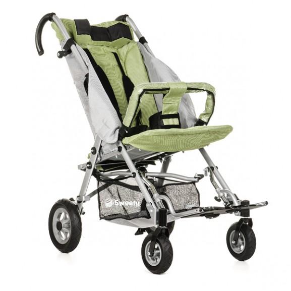 Кресла-коляски для детей-инвалидов и детей с ДЦП Vitea Care Sweety - фото №5