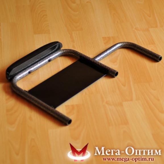 Инвалидная коляска стальная Мега-Оптим Fs 874 B-51 - фото №10