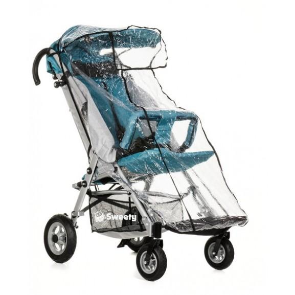 Кресла-коляски для детей-инвалидов и детей с ДЦП Vitea Care Sweety - фото №1