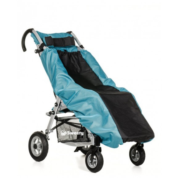 Кресла-коляски для детей-инвалидов и детей с ДЦП Vitea Care Sweety - фото №2