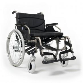 Кресло-коляска механическая с приводом от обода колеса многофункциональная Vermeiren V300 XL