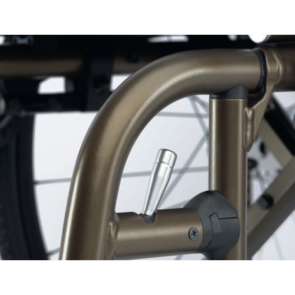 Кресло-коляска активная Симс-2 Kuschall Compact - фото №3