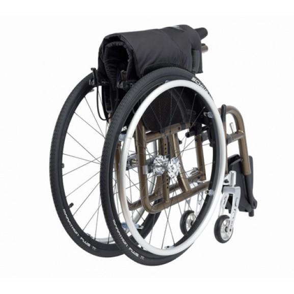 Кресло-коляска активная Симс-2 Kuschall Compact - фото №2