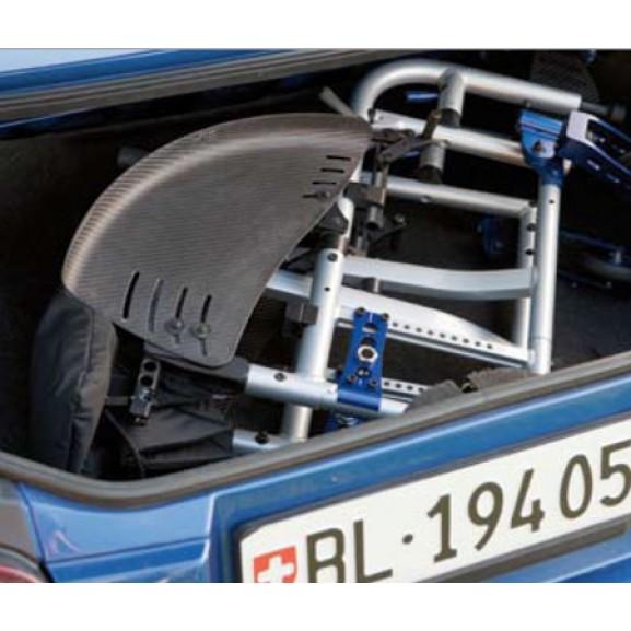 Кресло-коляска активная Симс-2 Kuschall Compact - фото №1