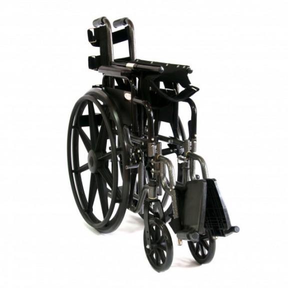 Инвалидная коляска регулируемая по ширине Мега-Оптим 511 А-51 - фото №5