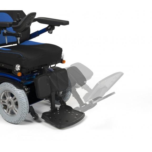Кресло-коляска инвалидное с электроприводом Vermeiren Timix Lift - фото №6