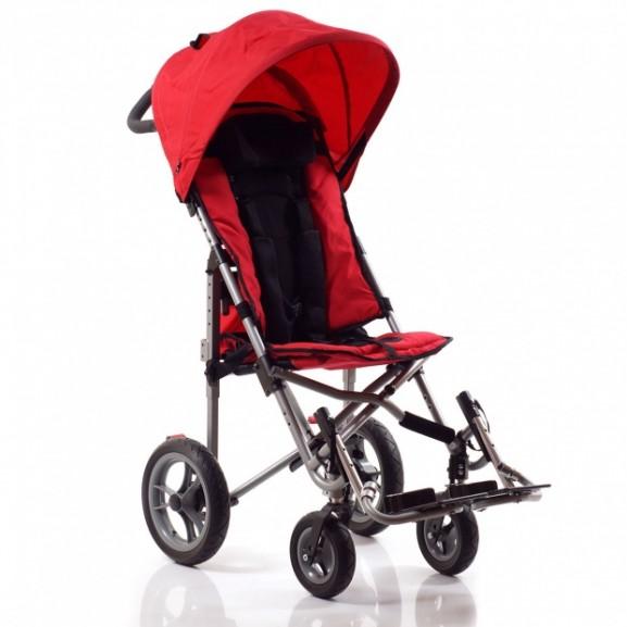 Детская инвалидная коляска ДЦП Convaid Ez Rider - фото №2