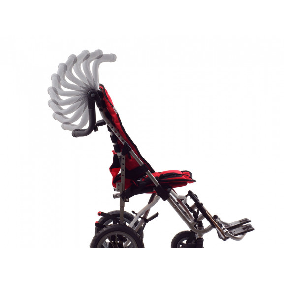 Детская инвалидная коляска ДЦП Convaid Ez Rider - фото №14