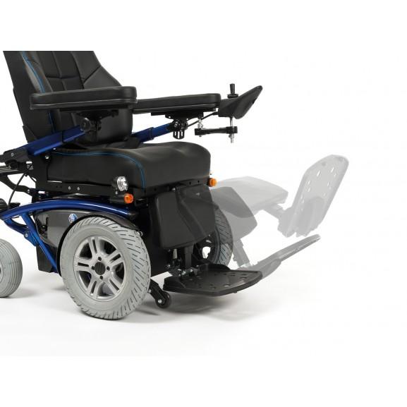 Кресло-коляска инвалидное с электроприводом Vermeiren Timix Lift - фото №4