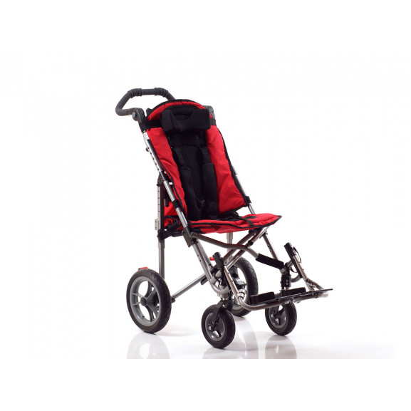 Детская инвалидная коляска ДЦП Convaid Ez Rider - фото №3