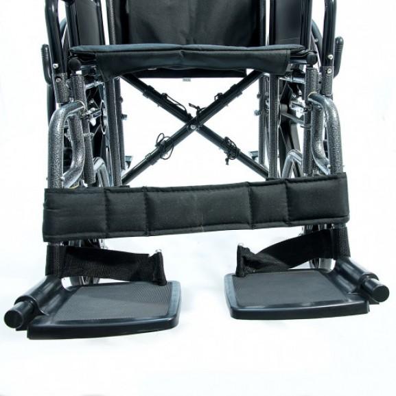 Инвалидная коляска регулируемая по ширине Мега-Оптим 511 А-51 - фото №4