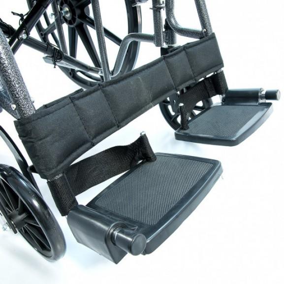Инвалидная коляска регулируемая по ширине Мега-Оптим 511 А-51 - фото №6