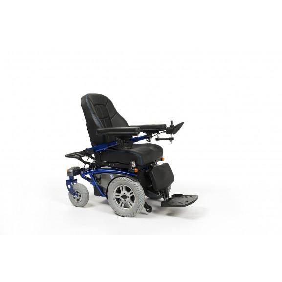 Кресло-коляска инвалидное с электроприводом Vermeiren Timix Lift - фото №1