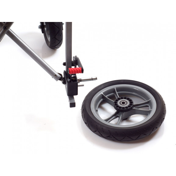 Детская инвалидная коляска ДЦП Convaid Ez Rider - фото №15