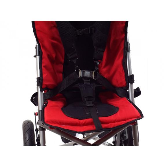 Детская инвалидная коляска ДЦП Convaid Ez Rider - фото №12