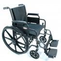 Инвалидная коляска регулируемая по ширине Мега-Оптим 511 А-51