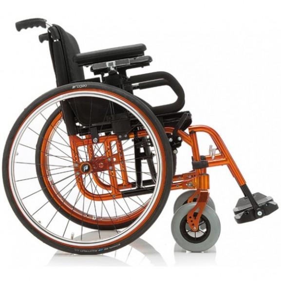 Кресло-коляска с электроприводом Progeo Variotronic - фото №3