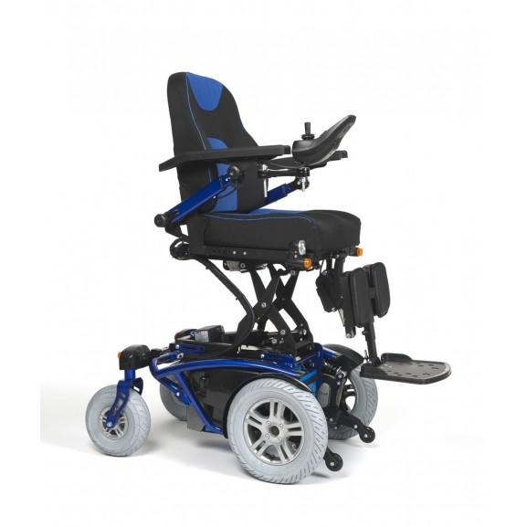 Кресло-коляска инвалидное с электроприводом Vermeiren Timix Lift