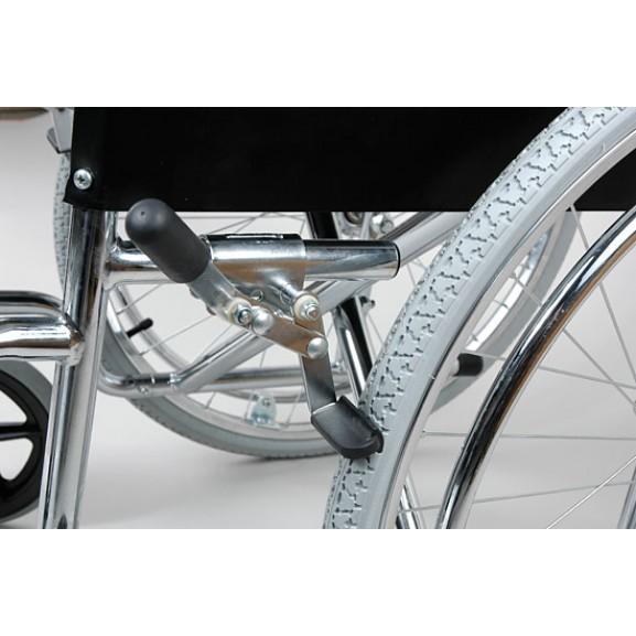 Кресло-коляска стандартная инвалидная Barry B1 (1618с0102s) - фото №4