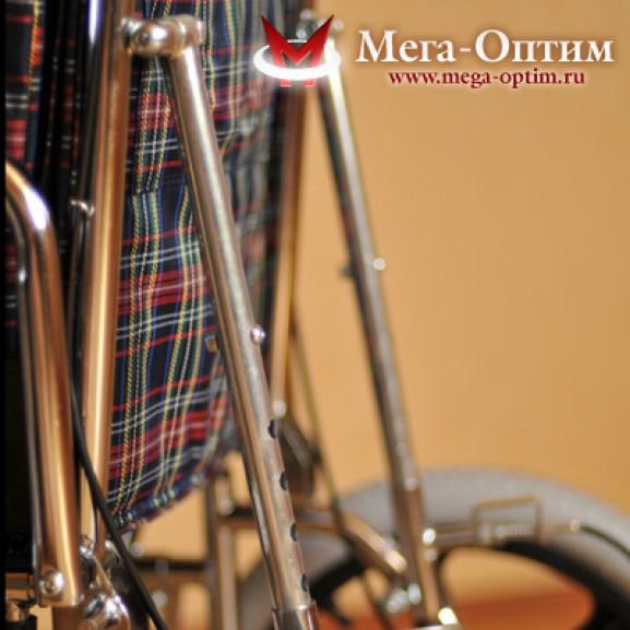 Детская инвалидная коляска для детей больных ДЦП Мега-Оптим Fs 203 bj - фото №22