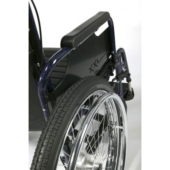 Кресло-коляска инвалидное механическое Vermeiren Eclips Xl - фото №3