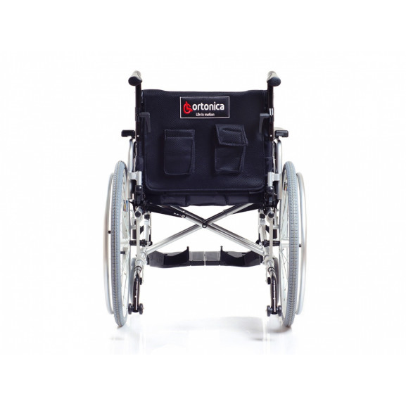 Инвалидное кресло со складной рамой Ortonica Trend 10 Xxl - фото №3
