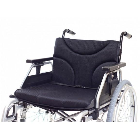 Инвалидное кресло со складной рамой Ortonica Trend 10 Xxl - фото №19