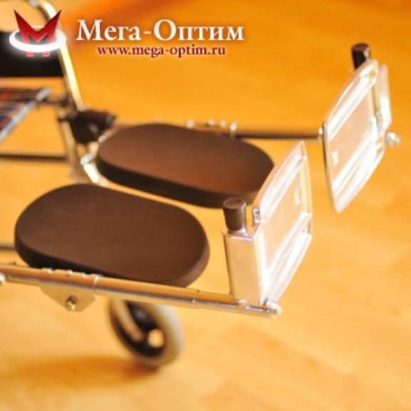 Детская инвалидная коляска для детей больных ДЦП Мега-Оптим Fs 203 bj - фото №12