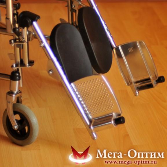 Детская инвалидная коляска для детей больных ДЦП Мега-Оптим Fs 203 bj - фото №25