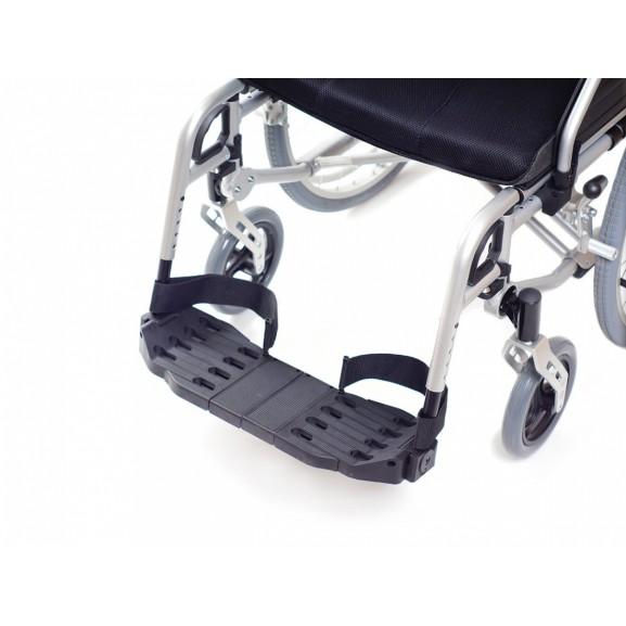 Инвалидное кресло со складной рамой Ortonica Trend 10 Xxl - фото №10