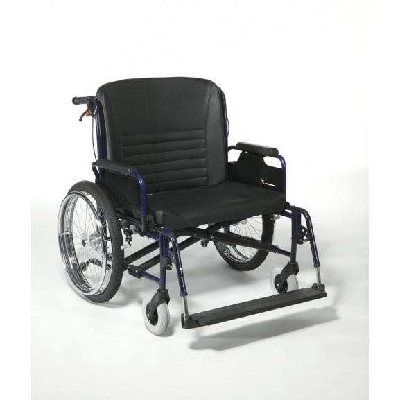 Кресло-коляска инвалидное механическое Vermeiren Eclips Xl - фото №2