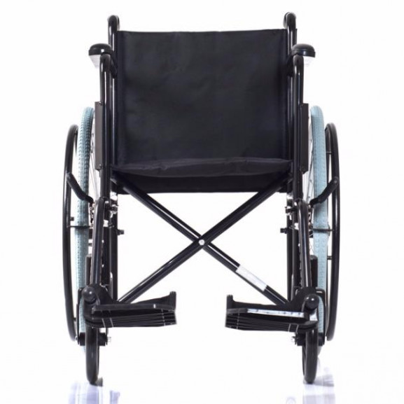 Инвалидное кресло-коляска Ortonica Base 100 - фото №4