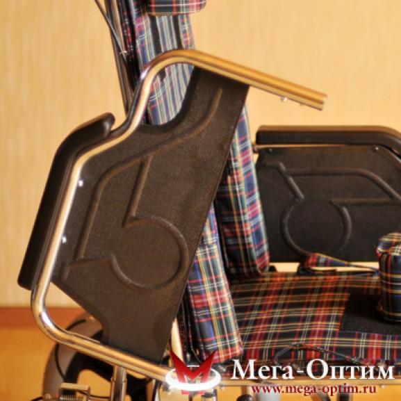 Детская инвалидная коляска для детей больных ДЦП Мега-Оптим Fs 203 bj - фото №26