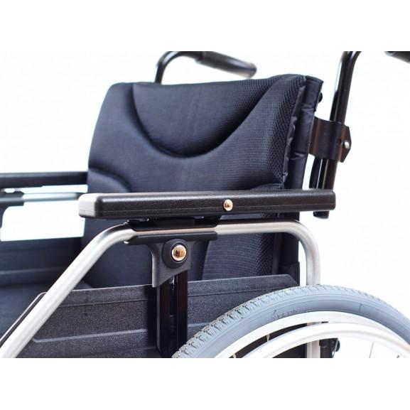 Инвалидное кресло со складной рамой Ortonica Trend 10 Xxl - фото №20