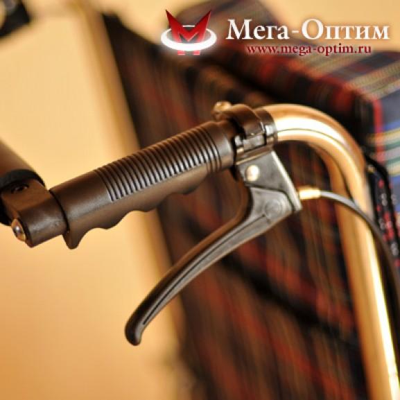 Детская инвалидная коляска для детей больных ДЦП Мега-Оптим Fs 203 bj - фото №19