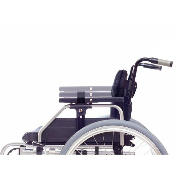 Инвалидное кресло со складной рамой Ortonica Trend 10 Xxl - фото №21