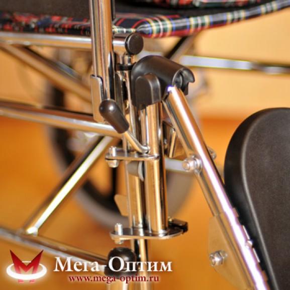 Детская инвалидная коляска для детей больных ДЦП Мега-Оптим Fs 203 bj - фото №16