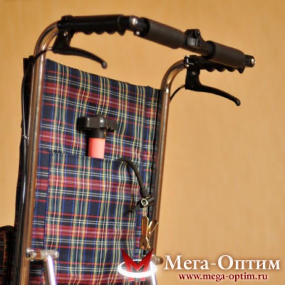 Детская инвалидная коляска для детей больных ДЦП Мега-Оптим Fs 203 bj - фото №24