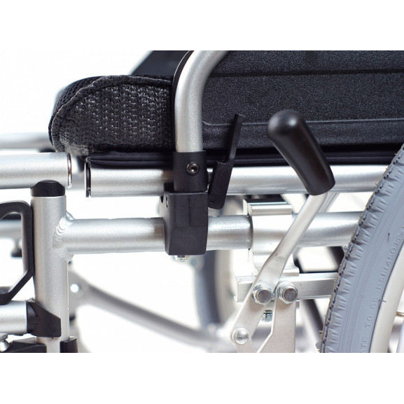 Инвалидное кресло со складной рамой Ortonica Trend 10 Xxl - фото №17