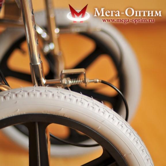 Детская инвалидная коляска для детей больных ДЦП Мега-Оптим Fs 203 bj - фото №23
