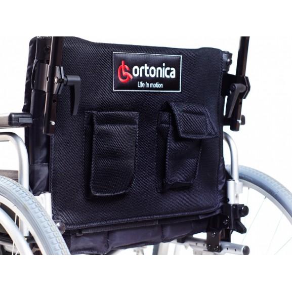Инвалидное кресло со складной рамой Ortonica Trend 10 Xxl - фото №24
