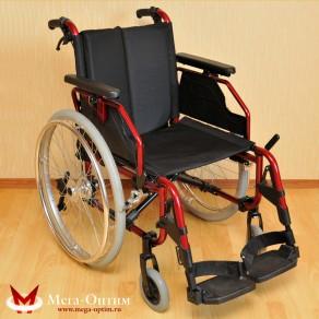 Универсальная облегченная инвалидная коляска Мега-Оптим Fs 205 Lhq