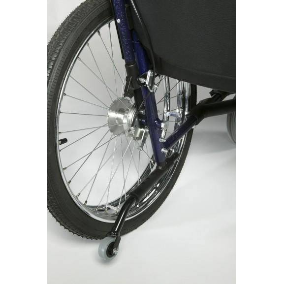 Кресло-коляска инвалидное механическое Vermeiren Eclips Xl - фото №1
